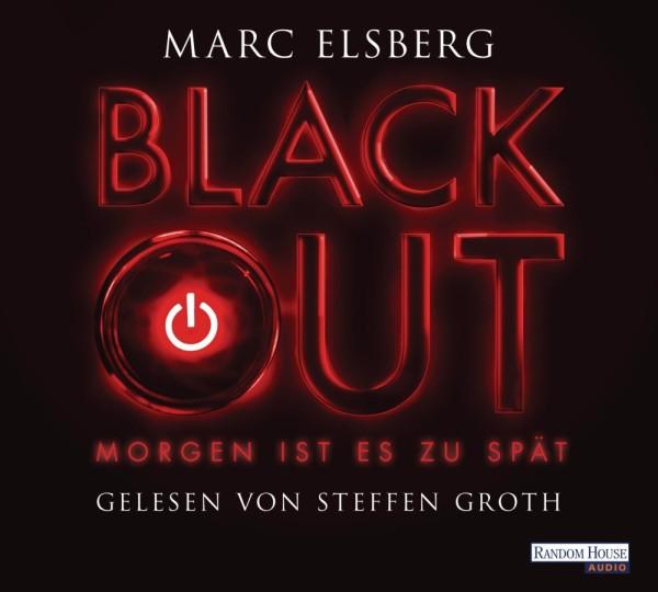 Blackout. Marc Elsberg.