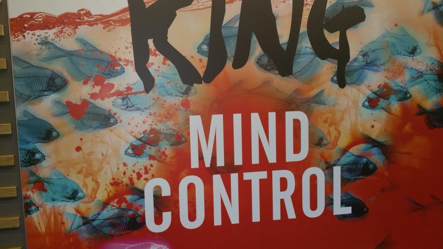 Mind Control. StephenKing.