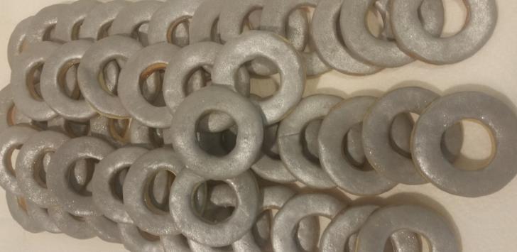 """Lecker Kekse zu """"Ein Reif von Eisen"""""""